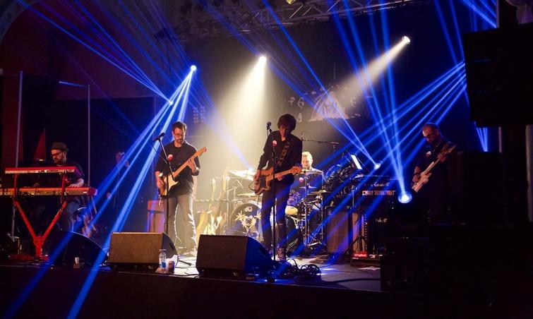 TVR: Rock sur la Montagne - Hommage PINK FLOYD avec Echoes