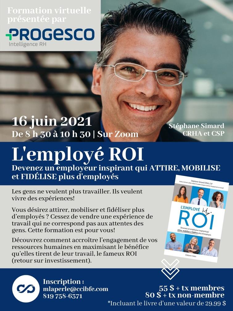Formation virtuelle : L'employé ROI