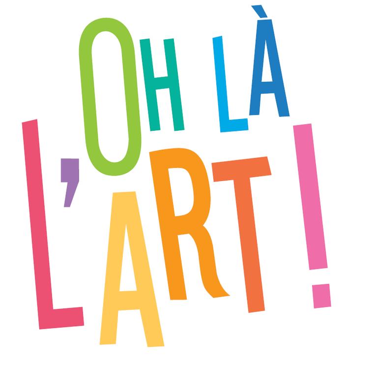 Logo Oh là l'art