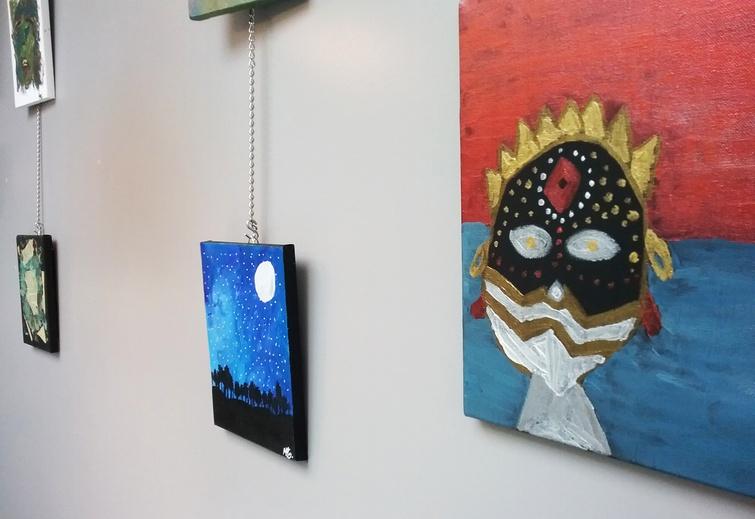 Exposition jeunesse: Mara Genois-Pellerin présente sa première exposition