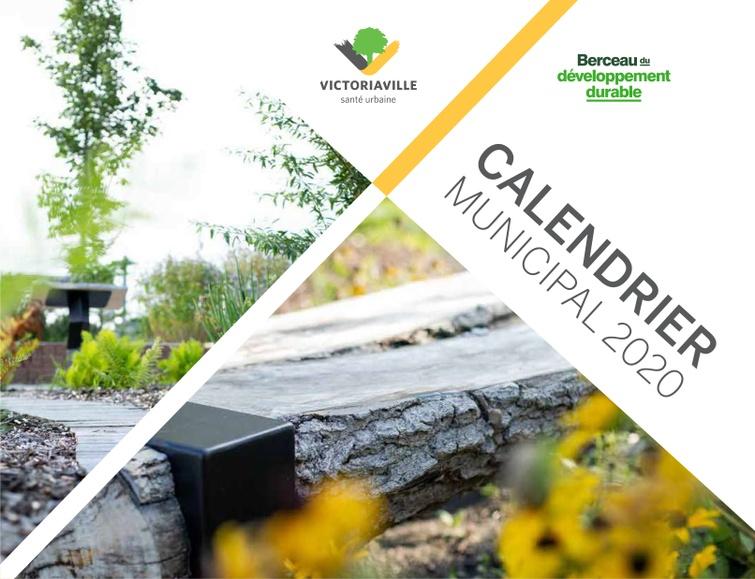 Lancement du nouveau calendrier municipal 2020