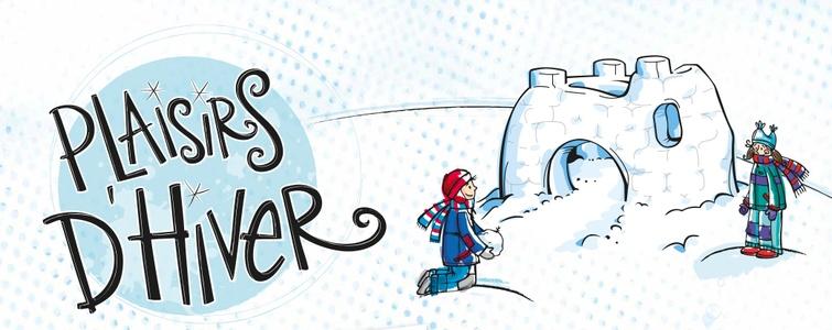 Lancement officiel de Plaisirs d'hiver et du Défi château de neige au Centre-du-Québec