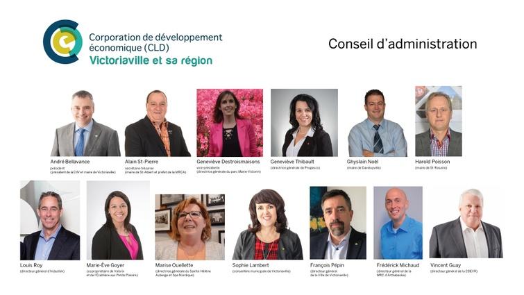 CDEVR: Un conseil d'administration paritaire