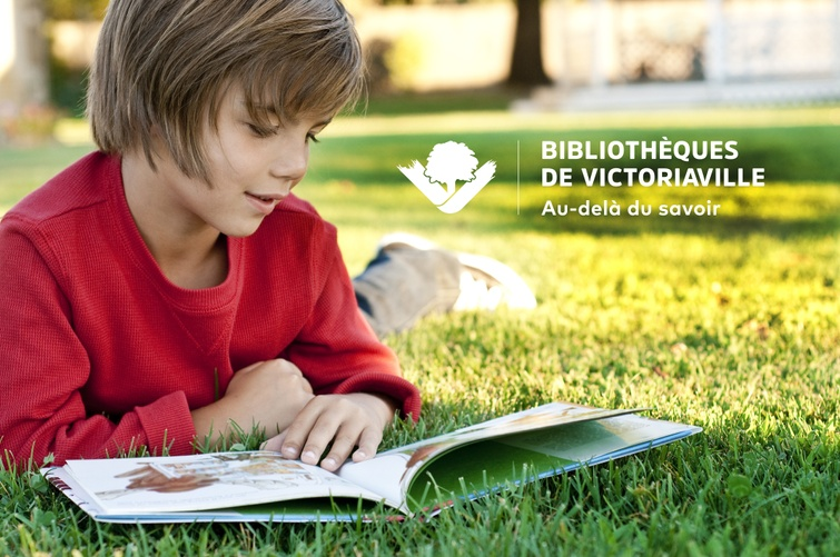 Réouverture au public de la bibliothèque Charles-Édouard-Mailhot à Victoriaville