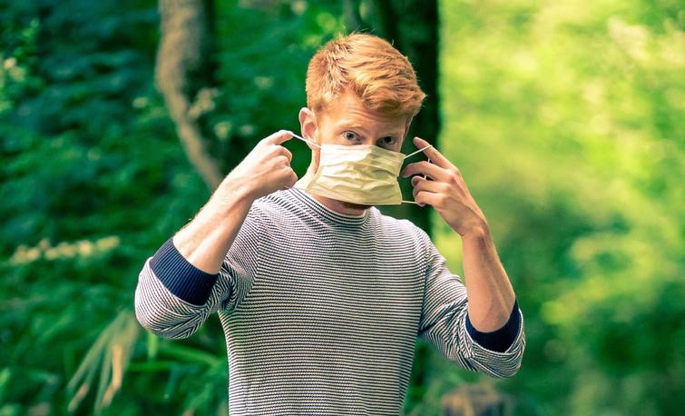 Ici, on continue d'être vigilant face au virus