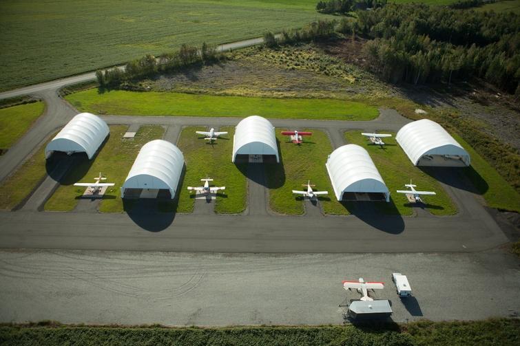 Un investissement pour accroître la sécurité à l'Aéroport régional André-Fortin de Victoriaville