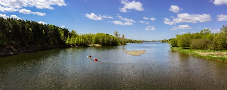 Au terme de son analyse, la commission conclut que l'apport sédimentaire dans le réservoir Beaudet provient principalement de l'érosion des berges de la rivière Bulstrode en amont.