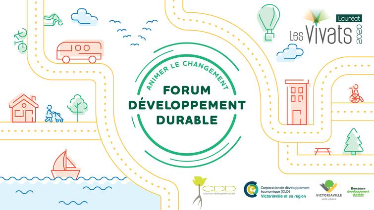 Le Forum DD récompensé pour ses efforts pour en faire un événement écoresponsable