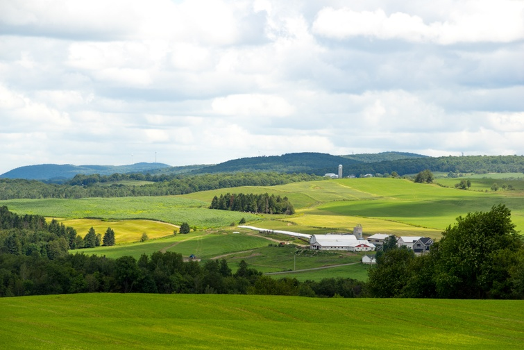 La municipalité de Saint-Christophe-d'Arthabaska se hisse au 1er rang au Centre-du-Québec pour l'indice de vitalité économique 2018.