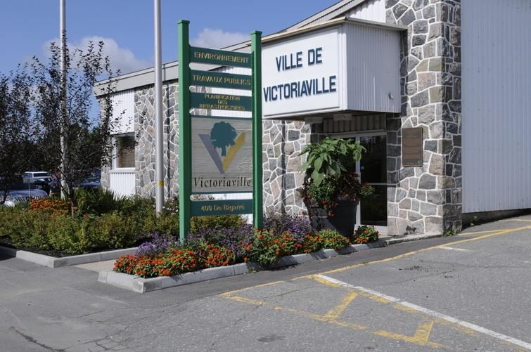 Victoriaville consolide les activités de certains de ses services municipaux