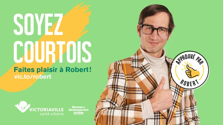 """Victoriaville lance une campagne et un """"département"""" sur le mieux-vivre ensemble!"""