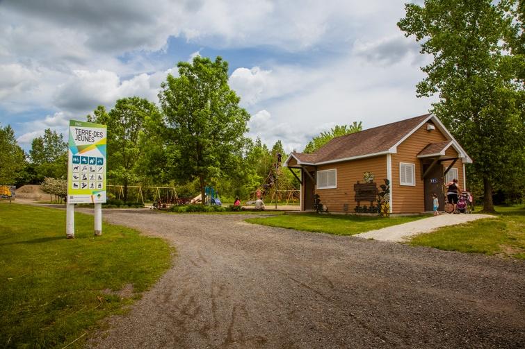 Règlement pour la pratique d'activités libres dans les parcs