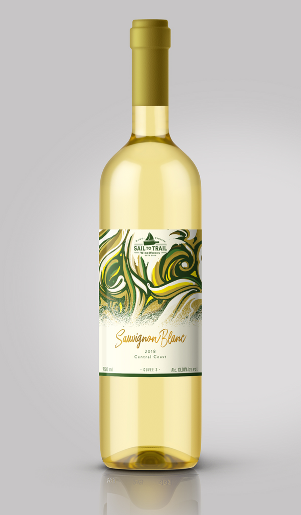 Sail to Trail WineWorks Sauvignon Blanc