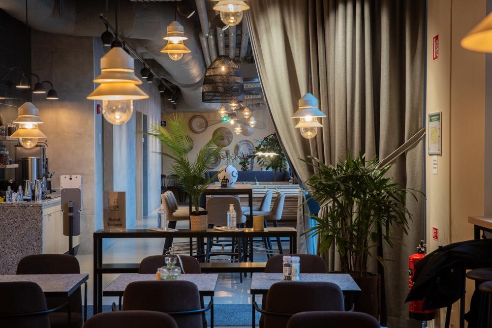 Bror & Bord i Göteborg, inredningsprojekt framtaget av Kanozi Inredning & Design, samt Izonak.