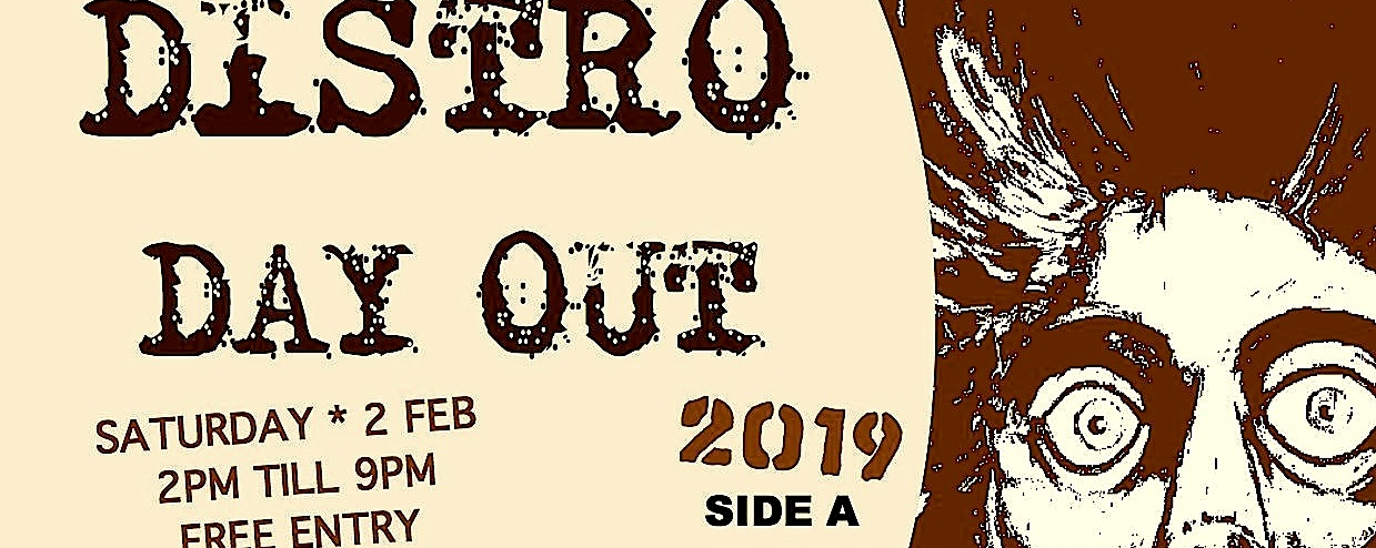 DISTRO DAY OUT 2019