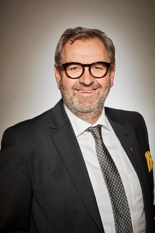 Billy Bergåker, vd, Almi Mälardalen
