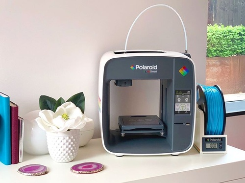 Creativity can spark whenever, wherever ✨ What would you 3D print? For a limed time, save $25 on the Polaroid PlaySmart 3D Printer, plus, get 20% off 3D filament. Tap to shop!
