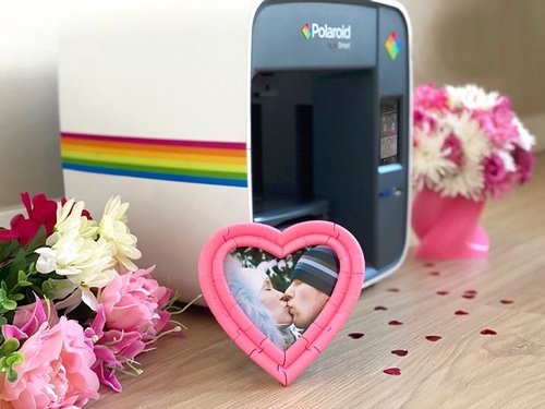 Like puzzle pieces that fit together perfectly 💕 Happy Valentine's Day to you and your loved ones! And now you can WIN your very own Polaroid PlaySmart 3D Printer from JOANN. Unlock your creativity and enter now: http://bit.ly/2OUERrv *US only