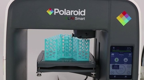 A place for every button and bobbin 🌟 Created with the Polaroid PlaySmart 3D Printer: https://www.polaroid.com/products/playsmart-3d-printer #NationalCraftMonth