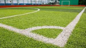 EU will not ban artificial turf pitches but could impose restrictions