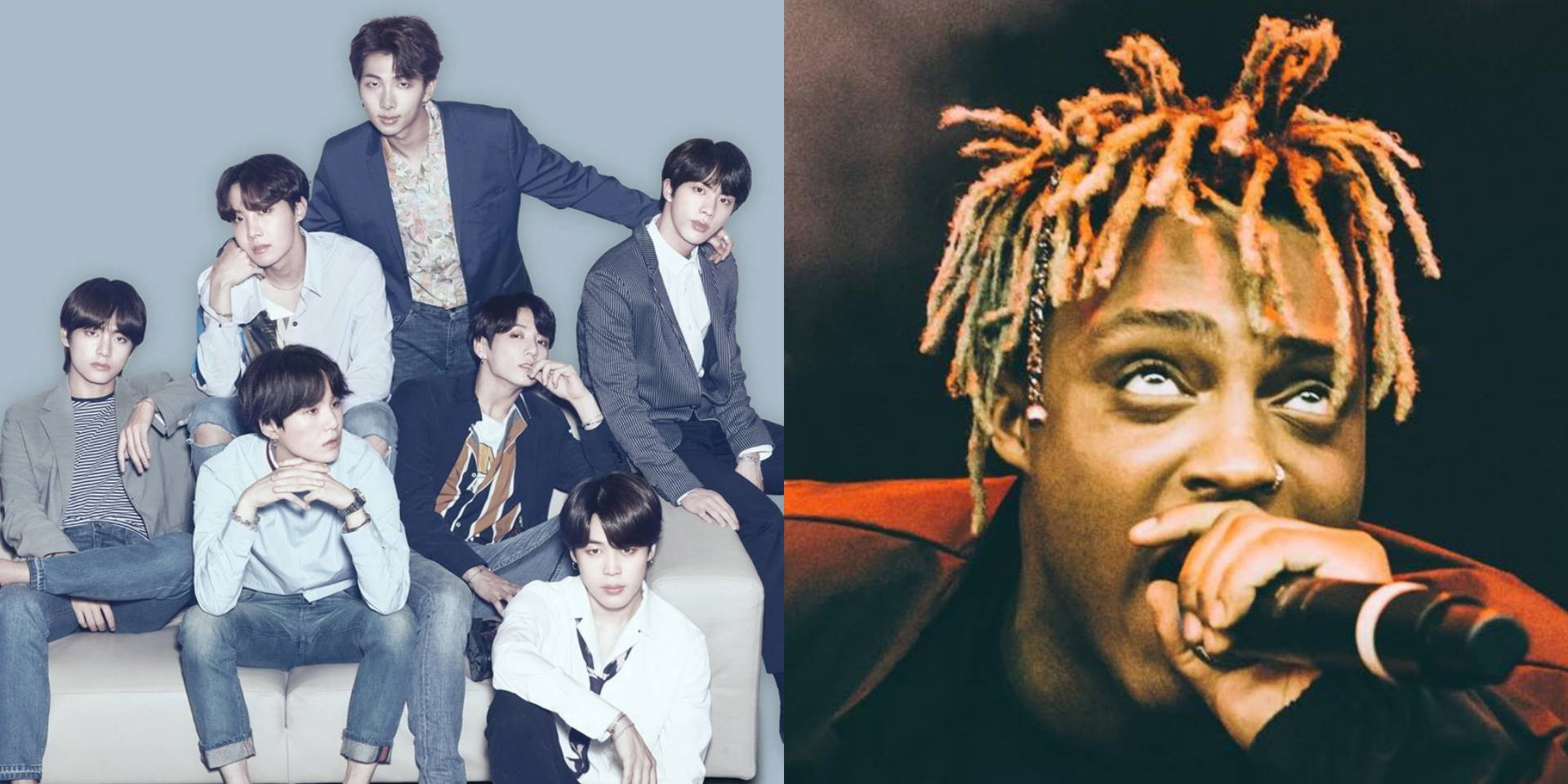 BTS teams up with Juice WRLD for new single, 'All Night' – listen