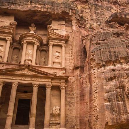 Highlights of Jordan — Plus