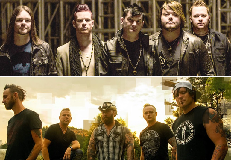BT - Hinder and Saving Abel - June 12, 2019, doors 6:30pm