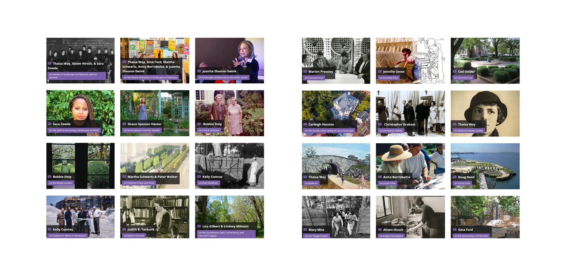Landslide 2020: Women Take the Lead - Landslide 2020 Landslide Conversations landing page