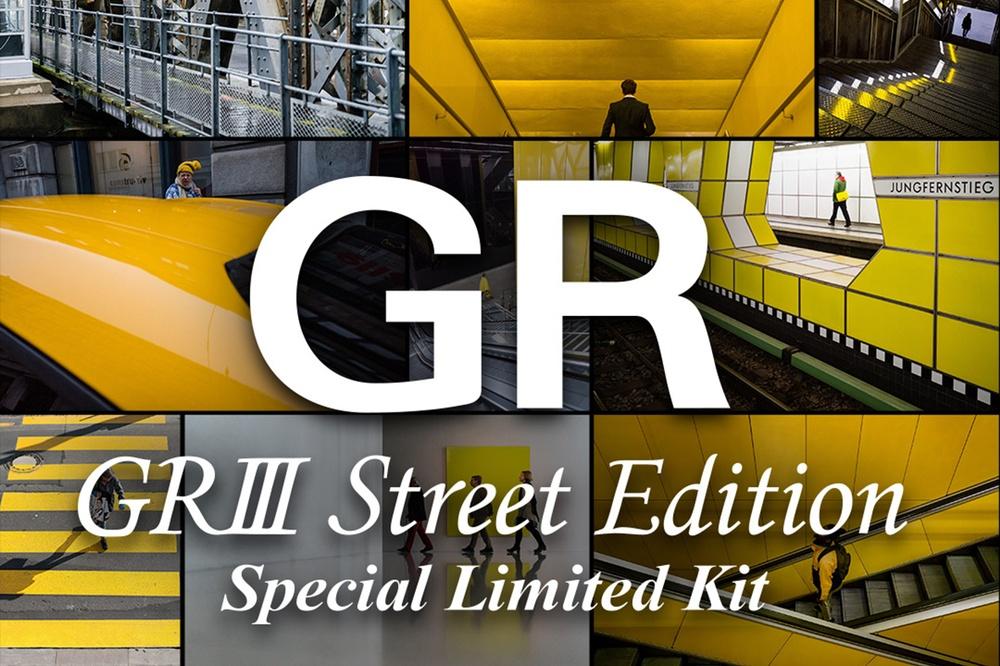 Katujen kuningas - RICOH GR III Street Edition