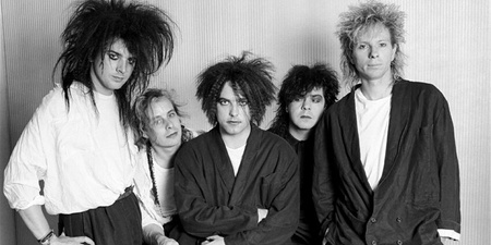 The Projector to screen The Cure's 40th anniversary Hyde Park concert this July