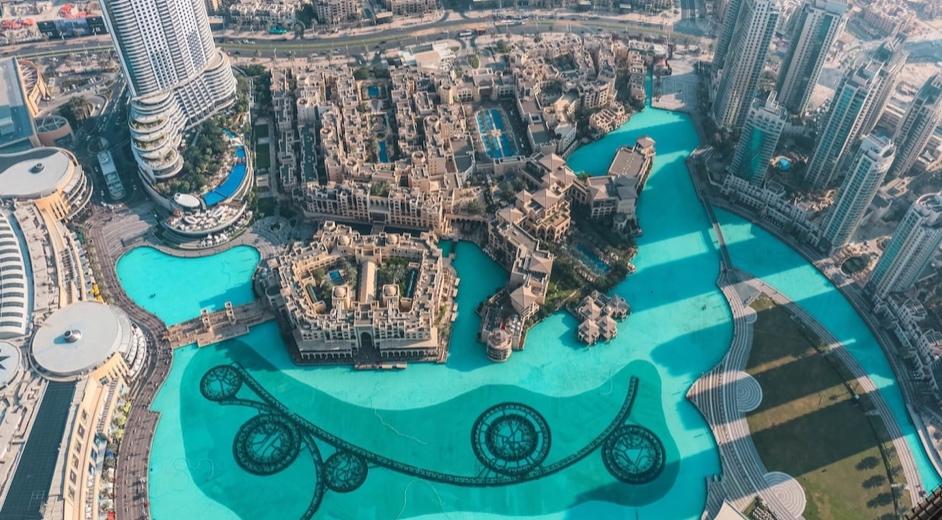Explorez Dubaï !
