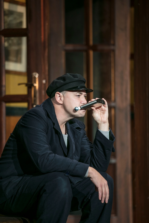 Captain /Commentator (Peter Kajlinger)