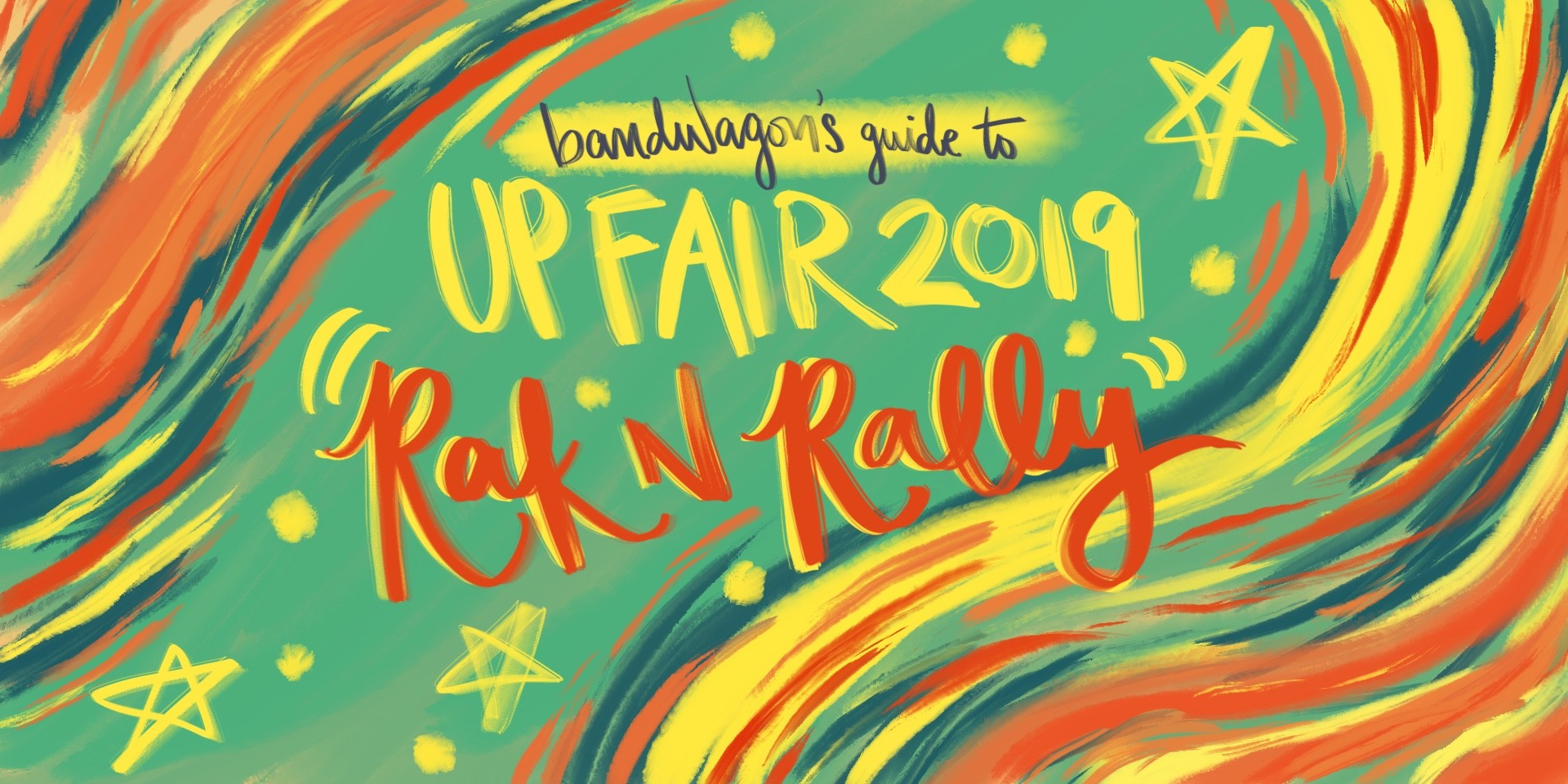 Bandwagon's Guide to UP Fair 2019