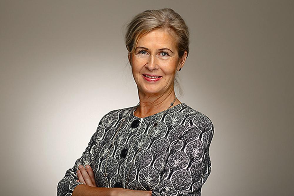 Eva Högdahl, vd Almi Mitt