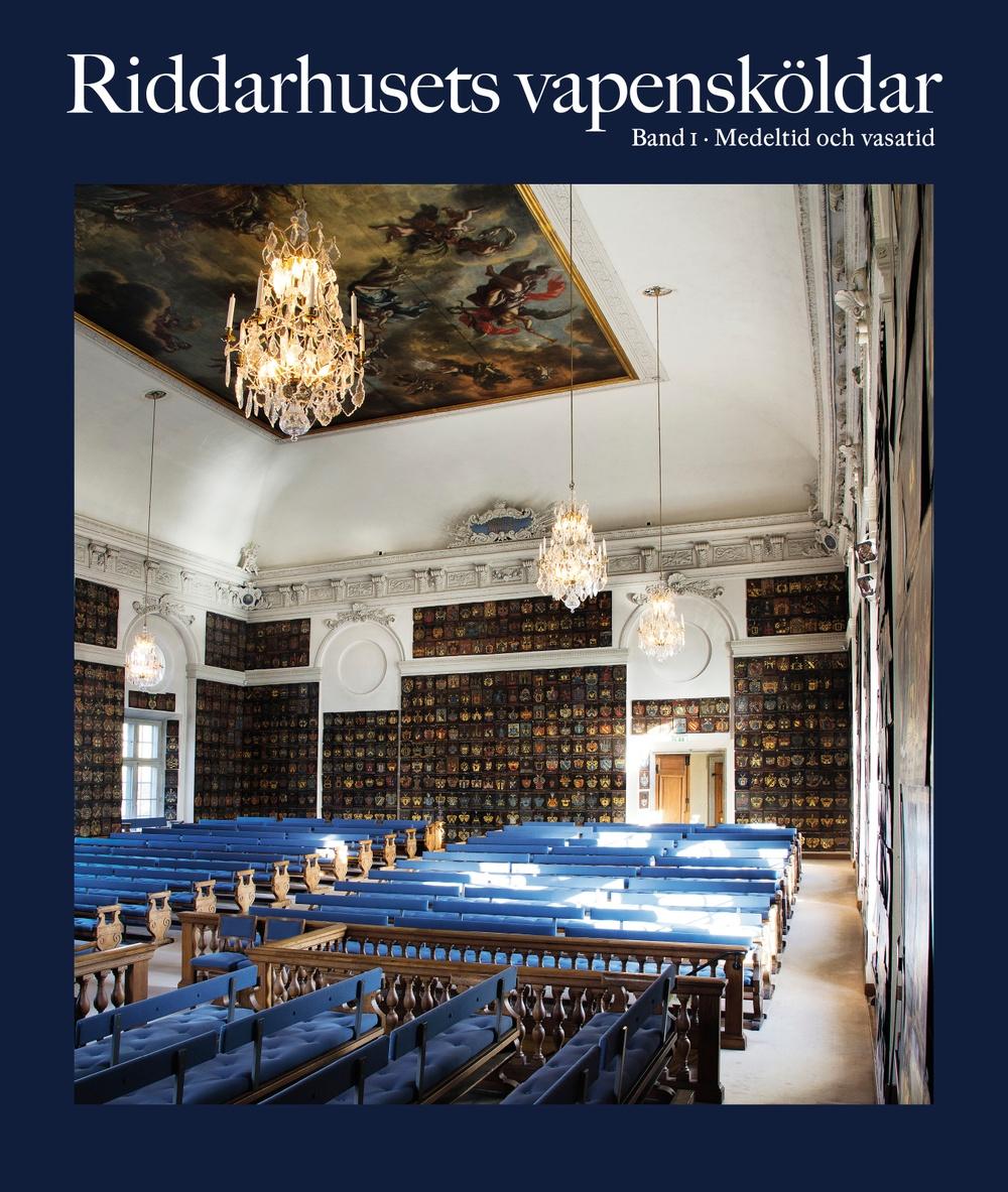 För första gången presenteras Riddarhusets vapensköldar i bokform!  Sköldarna berättar åtskilligt om Sveriges politiska och kulturella historia.