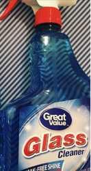 Brandefy Great Value Glass Cleaner Vs Windex