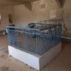 Bimah 3, Tomb and Synagogue, Al-Hammah, Tunisia, Chrystie Sherman, 7/13/16