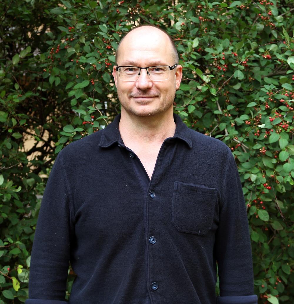 Kenneth Lundmark, förbundschef