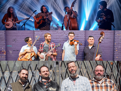 PSP - Bluegrass Fest with South Hill Banks, The High and Wides, & River City Band - August 21, 2021, gates 5pm