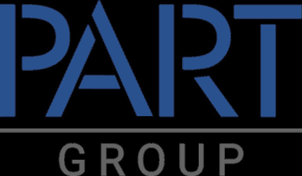 PNG-logo för företagsgruppen PartGroup.