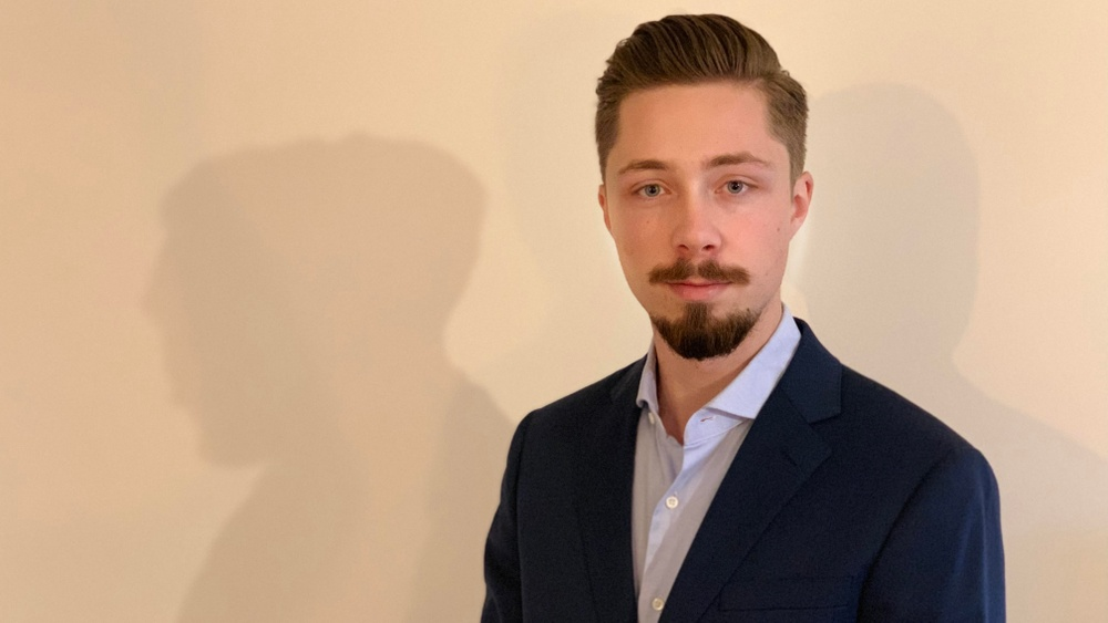 Carl-Johan Alkstål blev med sin idé Greentravel utsedd till en av de tjugo bästa idéerna i höstens upplaga av Venture Cup IDEA.