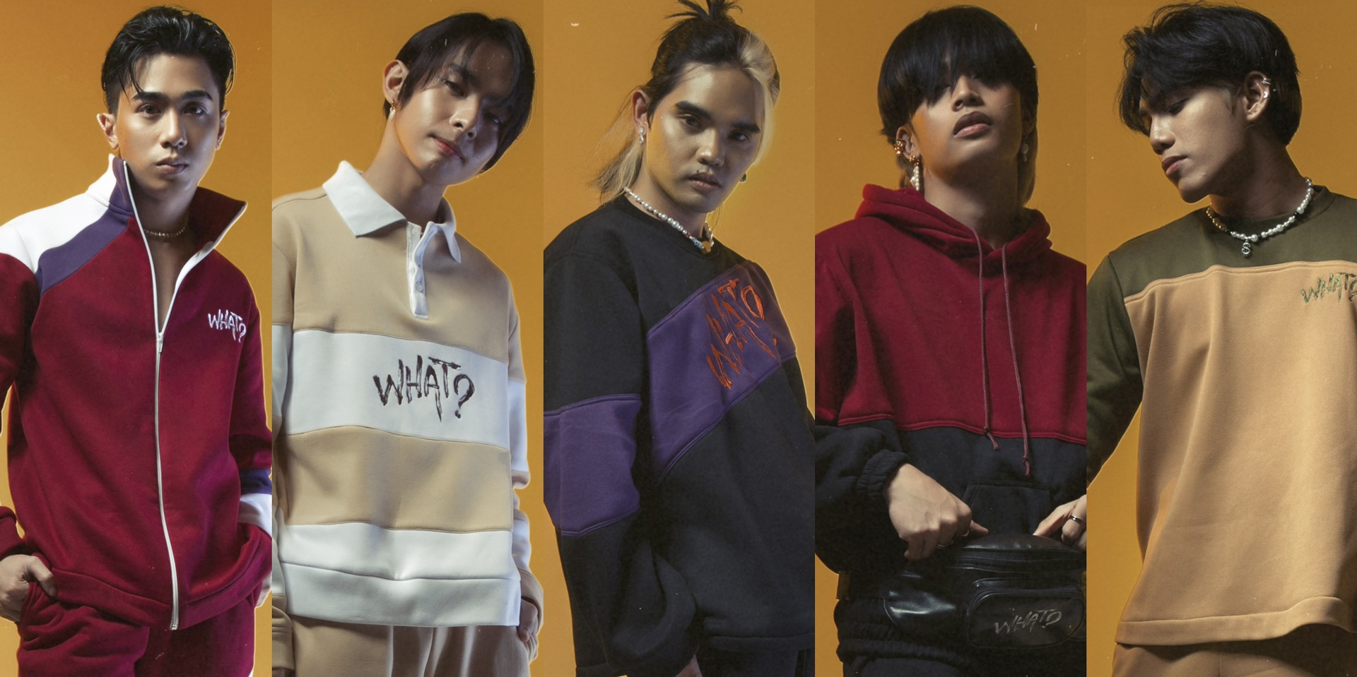 SB19 team up with fashion designer Chynna Mamawal for limited Premium Collection merch