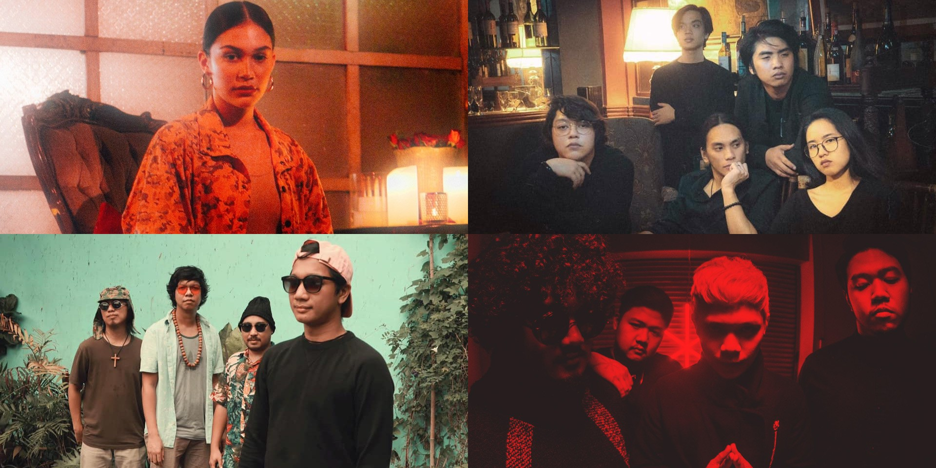 Jess Connelly, Carousel Casualties, Giniling Festival, St. Wolf, and more release new music