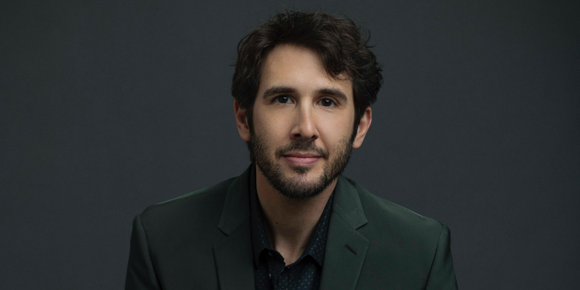 Josh Groban to perform in Singapore next year