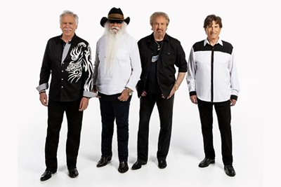 ODBD - Oak Ridge Boys - May 15, 2021, doors 6:45pm (SATURDAY)
