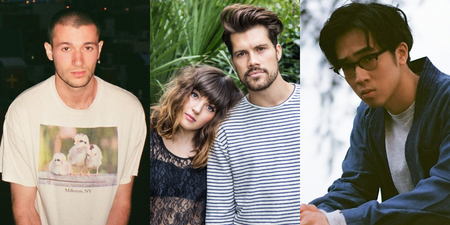 Universal Music Singapore announces invite-only perfomances featuring Jeremy Zucker, Oh Wonder, Charlie Lim and more
