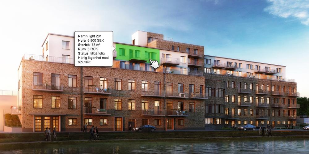 wec360:s Bostadsväljare/Apartment Finder