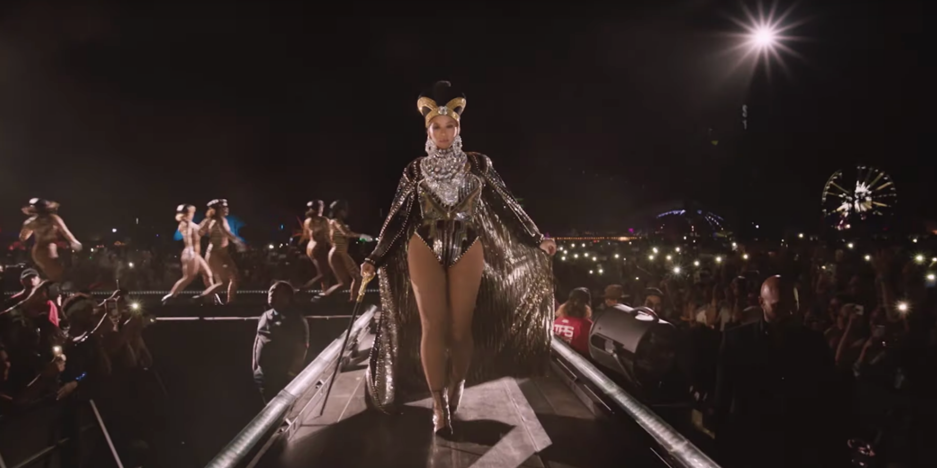Get a first look at Beyoncé's Netflix documentary, Homecoming – watch
