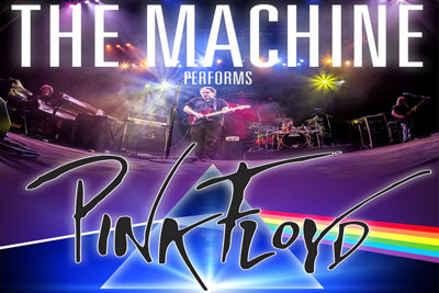 BT - The Machine - March 14, 2021, doors 6:30pm