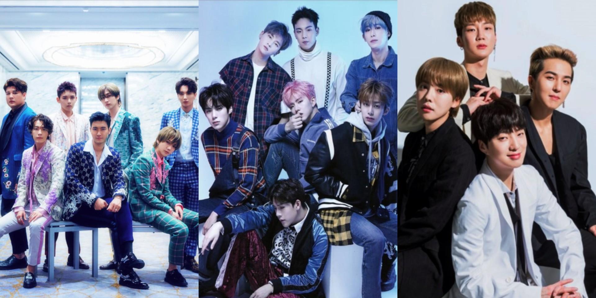 HallyuPopFest unveils full lineup – Super Junior, MONSTA X, Winner and more